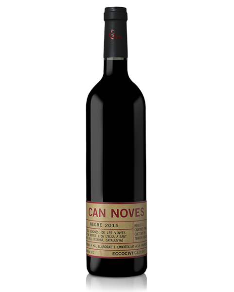 Can Noves Negre 2015